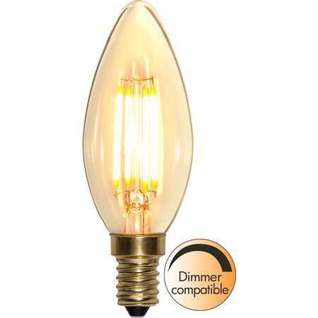 Kron E14 4W Soft Glow Dimbar Led