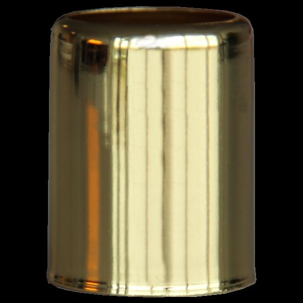 Ljusmanschett Mässing 7-Pack