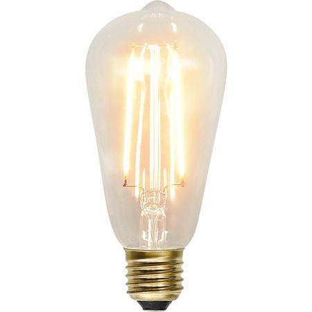 Lyktlampa E27 2,3W Soft Glow Led