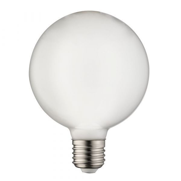 Glob 100 E27 7W Opal Led 3-Stegs Minne