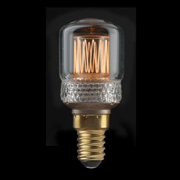 Päron Klar E14 2,3W UNI-K Dimbar Led