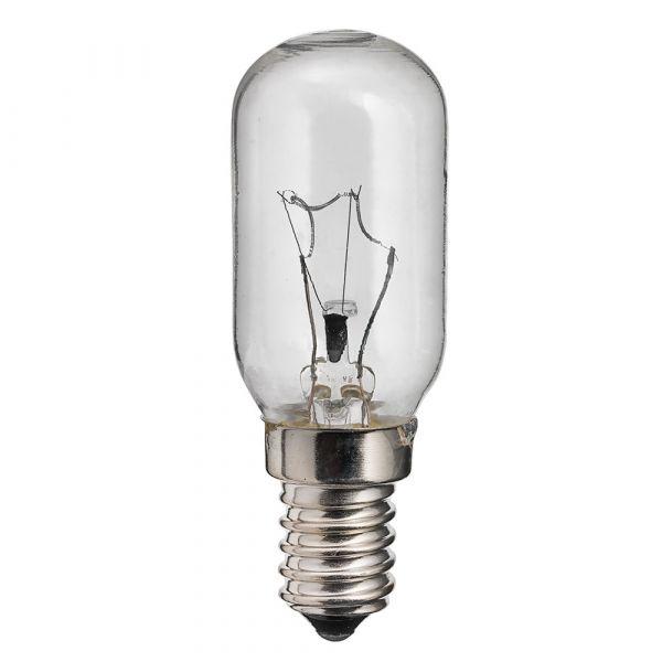 Rörlampa Ugn E14 40W Klar