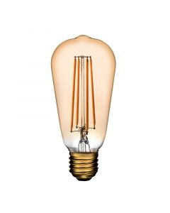 Led Antique Edison 5W E27 Dimbar från Airam