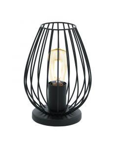Newtown Svart Bordslampa från Eglo