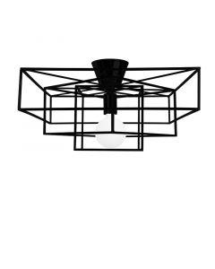 Cube Svart Plafond från Globen Lighting