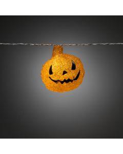 Halloween Slinga 3,5M Batteri/Led/Timer från Konstsmide