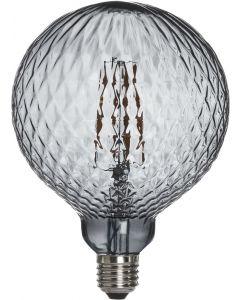 Elegance LED Cristal 125mm Grå från Pr Home