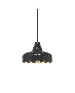 Wells Svart/Mässing 24cm Fönsterlampa från Pr Home