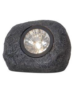 Rocky Solcell Spotlight 15Lm Sten från Star Trading