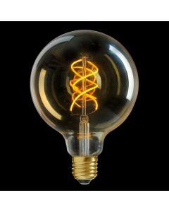 Gold Glob 125 Dimbar Led 5W/250Lm från Unison I Häradsbäck