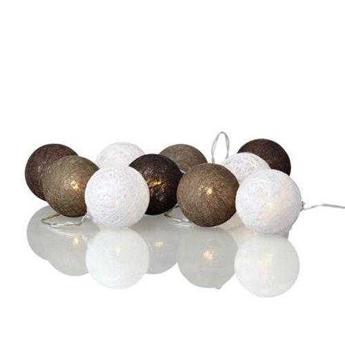 sirius ljusslinga bollar