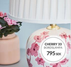 Cherry 33cm Bordslampa Markslöjd