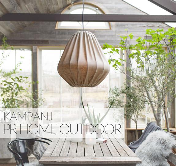PR Home Outdoor lampor