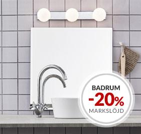 20% Kampanj Markslöjd Badrumslampor /></a></div>    <div class=