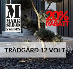 Trädgård 12 volt