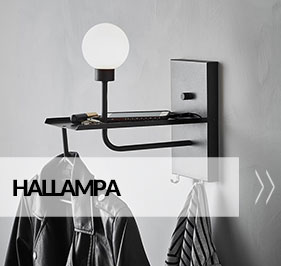 Hallampa