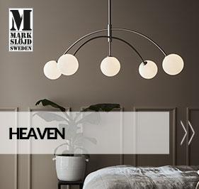 Heaven Taklampa från Markslöjd