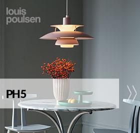 PH5 Taklampa från Louis Poulsen
