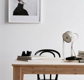 Höstnytt Svejk bordslampa Co Bankeryd