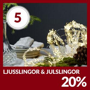 Julkalendern Lucka #5